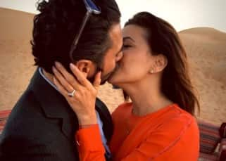 Desperate Housewives star Eva Longoria gets engaged