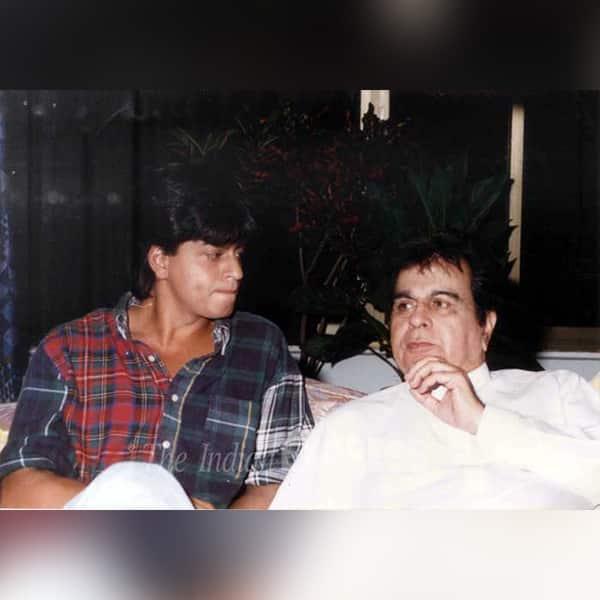 Dilip Kumar always had a word of advice for Shah Rukh Khan