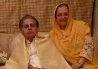 Dilip Ar Celebrates 93rd Birthday With Wife Saira Banu