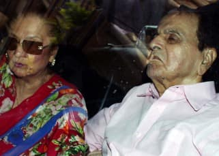 Dilip Kumar health and photo updates from Lilavati Hospital!