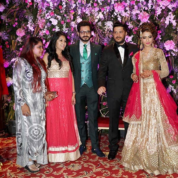 Dimple Jhangiani-Sunny Asrani wedding: Pictures that prove