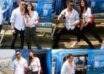 Disha Patani and Tiger Shroff's pictures during Baaghi 2 promotions will make your wait for the film harder