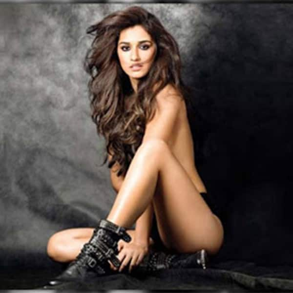 Disha Patani This Topless Picture Will Set The Temperatures Soaring