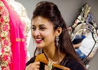 Divyanka Tripathi is busy shopping for her wedding dress, see pics!