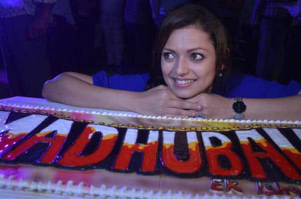 Drashti Dhami and Vivian Dsena wrap-up Madhubala Ek Ishq Ek Junoon - View pics!