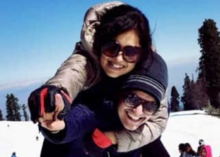 Drashti Dhami is chilling out with hubby Neeraj Khemka this weekend, view pics!