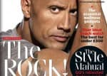 Dwayne Johnson aka The Rock becomes the face for GQ British magazine this month!