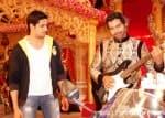 Ek Villain's Sidharth Malhotra and Shraddha Kapoor on the sets of Kumkum Bhagya - View pics!