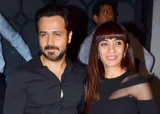Emraan Hashmi and wife Parveen twin on their dinner date - check out pics