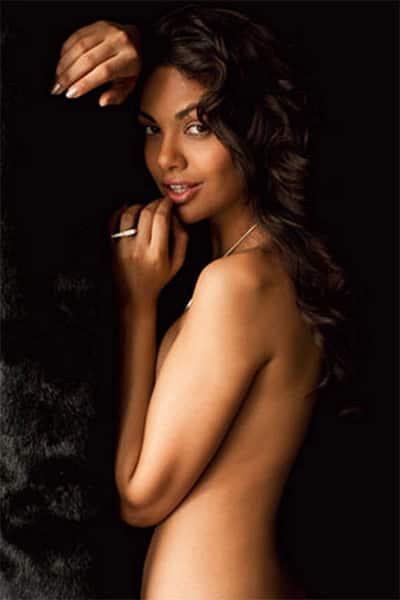 Models sexy Half pics nude