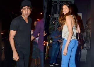 Ex – lovers Ranbir Kapoor and Deepika Padukone party under one roof – view photos