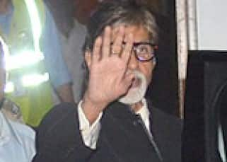 EXCLUSIVE: Bachchan family way back home late night after 63rd National Award ceremony!