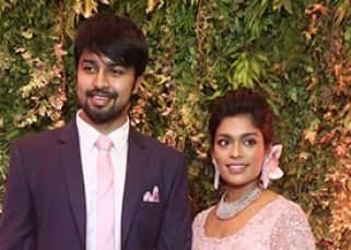 Exclusive pics of Chiranjeevi's daughter Sreeja's wedding reception