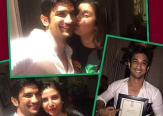 Farah Khan at Sushant Singh Rajput's birthday bash