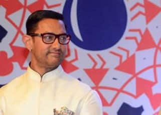 For the first time Aamir Khan's wife Kiran Rao accompanies him for Satyamev Jayate Water Cup awards 2016!