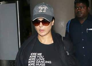 From Preity Zinta to Govinda: Celebs spotted at the airport