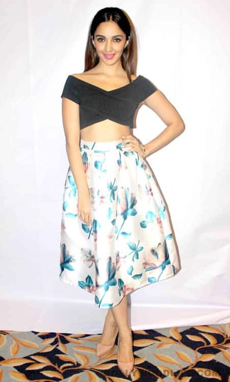 Fugly actress Kiara Advani walks for new brand Bellafonte- view pics