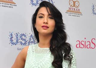 Gauahar Khan reveals Asia Spa Magazine cover, see pics!