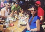 Geeta Basra is chilling with Harbhajan Singh, Virat Kohli and Ashish Nehra in Sydney