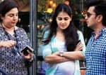 Genelia Deshmukh spotted with a baby bump