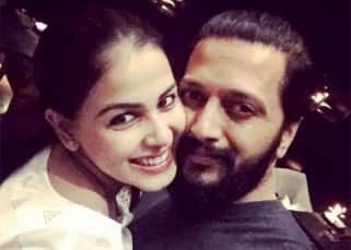 Genelia D'Souza's anniversary wish for hubby Riteish Deshmukh will melt your heart