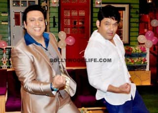 Govinda visits 'The Kapil Sharma Show' and not nephew Krushna Abhishek's show?