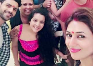 HAPPILY MARRIED Divyanka Tripathi and Vivek Dahiya's post-wedding pics!