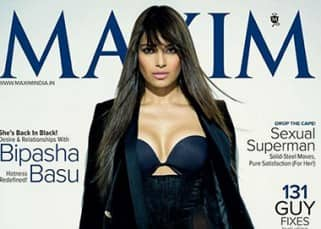 Happy Birthday Bipasha Basu: Here's looking at some of the glamorous mag covers that featured this HOTTIE