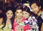 Happy Birthday Gurmeet Choudhary: Actor celebrates 32nd birthday wife and friends