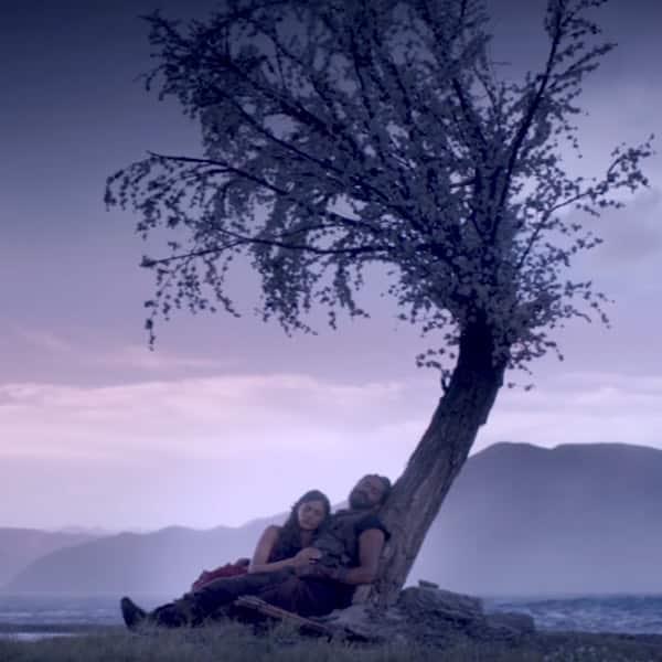 Harshvardhan Kapoor with Saiyami Kher in 'Mirzya' trailer