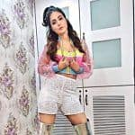 Hina Khan receives pre-birthday surprises from fans before she enters the Bigg Boss 14 house – view pics