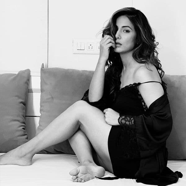 Image result for Hina Black and White Dress