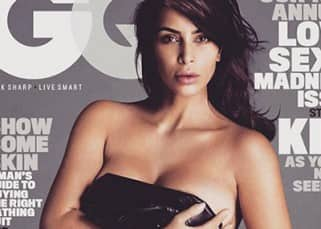Hollywood diva Kim Kardashian goes NUDE for GQ magazine shoot!!