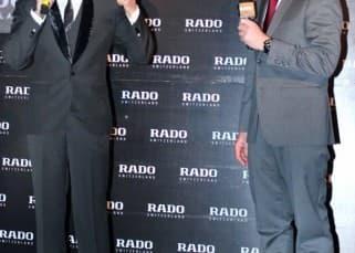 Hrithik Roshan announced brand ambassador for Rado watches