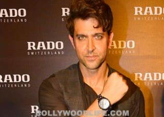 Hrithik Roshan attends Rado watch event, see pics!
