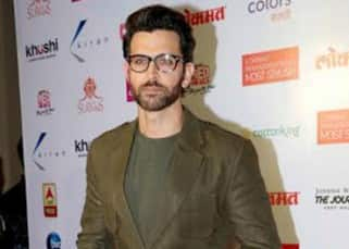 Hrithik Roshan, Radhika Apte, Tiger Shroff attend the Lokmat Awards