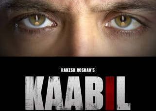 Hrithik Roshan releases first look of 'Kaabil'