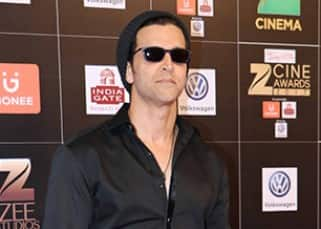 Hrithik Roshan, Varun Dhawan, Tiger Shroff: Bollywood's men in black at Zee Cine Awards 2017