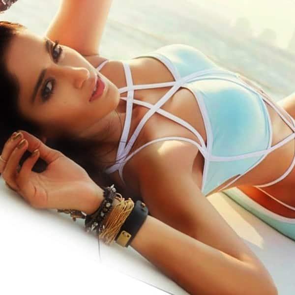 Ileana D'cruz poses in a bikini