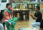 Imran Khan and Kareena Kapoor on the sets of Bigg Boss 7. View pics!