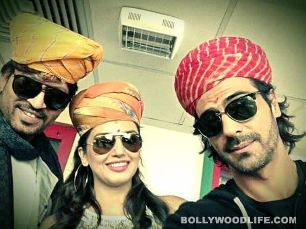 In Focus: Irrfan Khan, Huma Qureshi and Arjun Rampal's turban look!