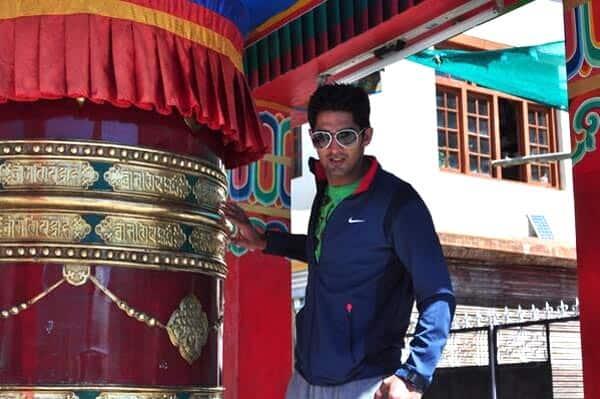 In Focus: Vijender Singh in Akshay Kumar's Fugly - Ladakh on location pic!