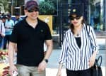 In Pics: Ajay Devgn and Madhuri Dixit's family day outing