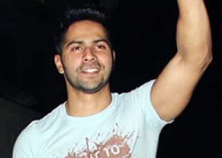 Inside pics of Varun Dhawan's 29th late night birthday celebrations with B-town stars!