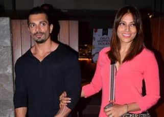 Is Bipasha Basu getting too clingy with Karan Singh Grover?