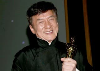 Jackie Chan receives honorary Oscar after 200 movies and 56 years, see HQ pics
