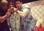 Jacqueline Fernandez gets boxed by her Brothers' co-stars Akshay Kumar and Sidharth Malhotra!