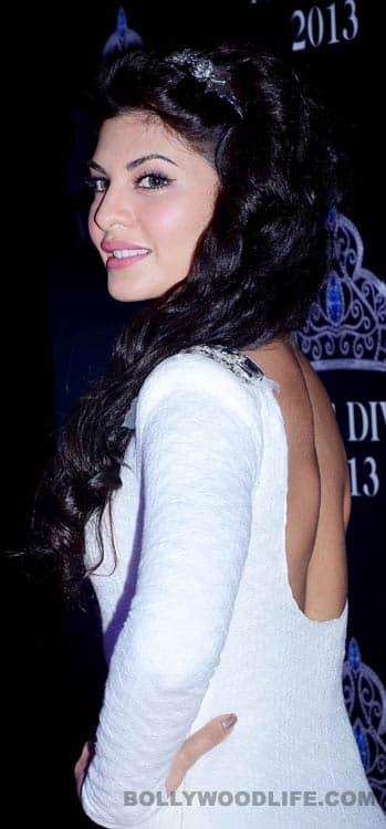 Jacqueline Fernandez, Zeenat Aman, Malaika Arora Khan at Miss Diva 2013 pageant