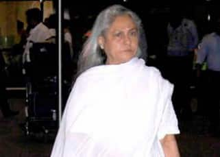 Jaya Bachchan returns to Mumbai to pay her last respect to Aishwarya Rai Bachchan's father Krishnaraj Rai