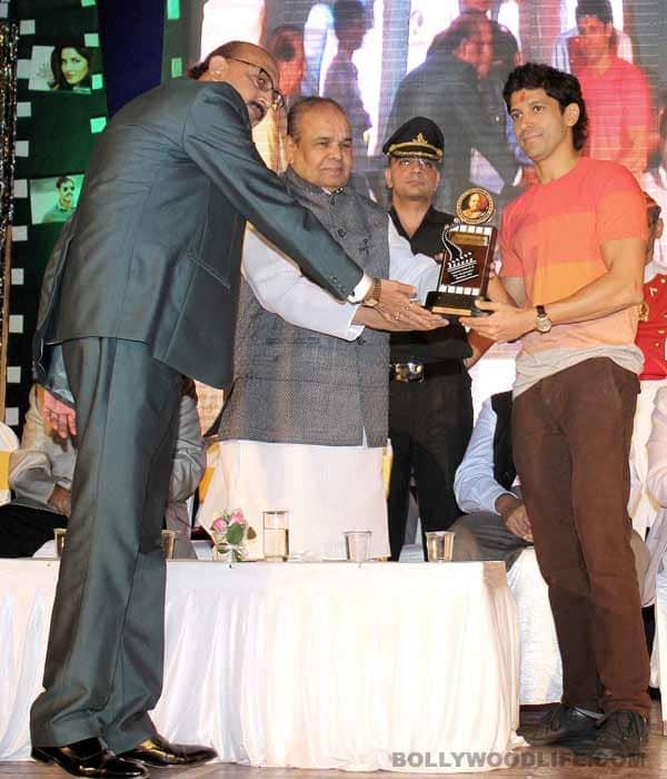 Jeetendra, Farhan Akhtar, Juhi Chawla, Kapil Sharma receive Dadasaheb Phalke award!